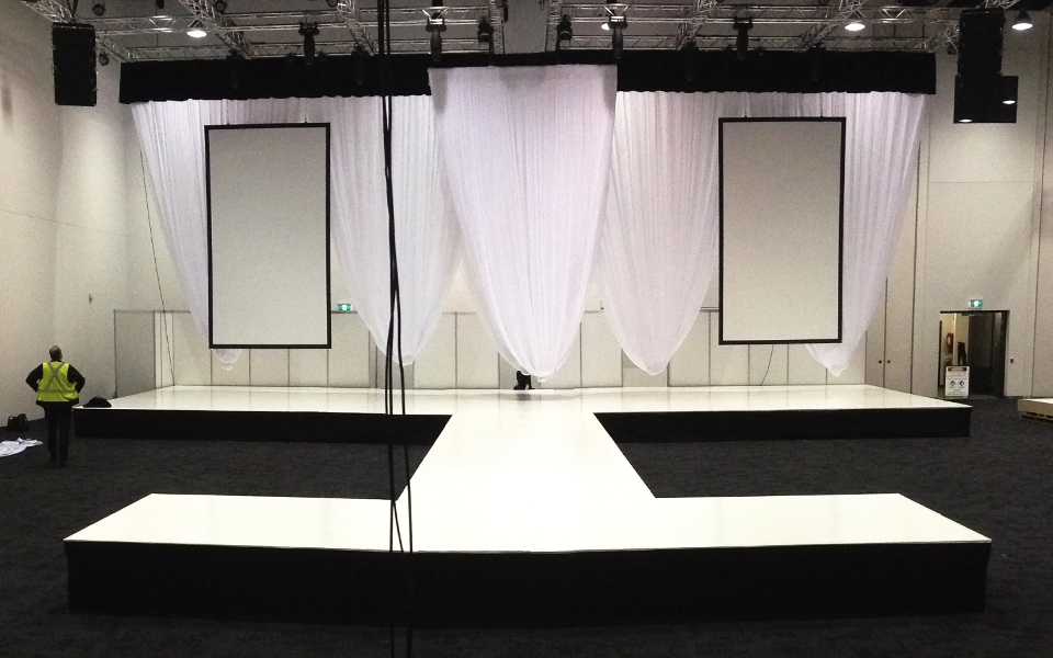 Fashion Stages Corporate Stage Solutions Stage Hire