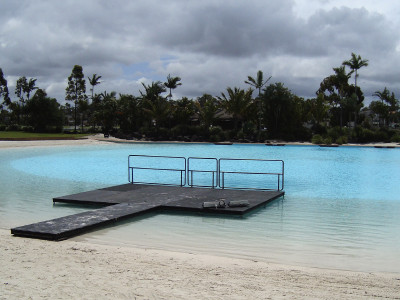 Pools & Water Stages